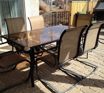 New Patio Furniture Sales